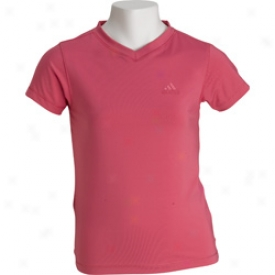Adidas Tennis Girls Essentials Tee