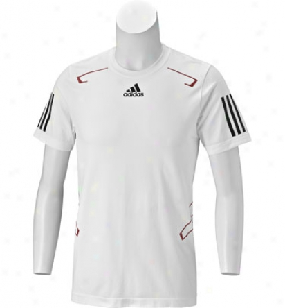 Adidas Tennis Men S Barricade Seamless Theme Polo