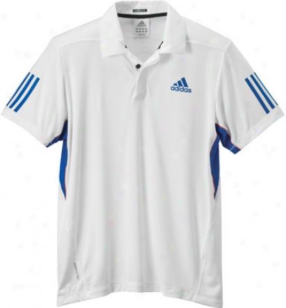 Adidas Tennis Men S Barricade Traditional Polo