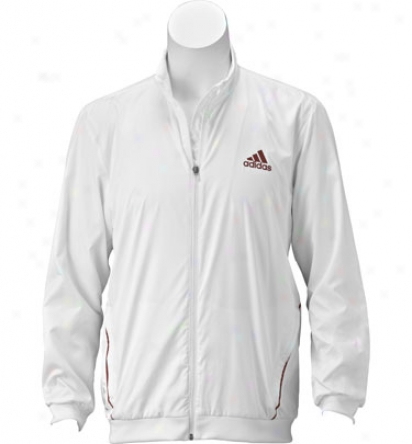 Adidas Tennis Men S Barricade Woven Jacket