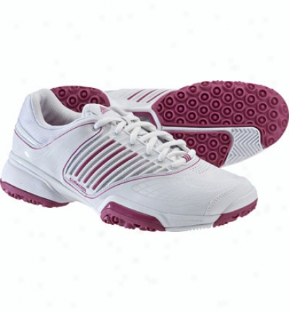 Adidas Tennis Women S Climacool Feather Adilibria - White/pink