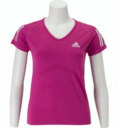 Adidas Tennis Women S Competition Seamless Tee