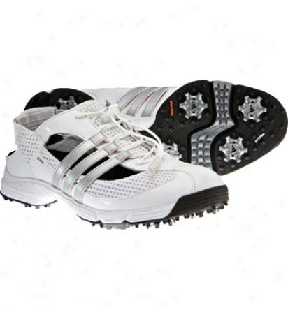 Adidas Women S Cc Slingback 2.0 - White/white/silver