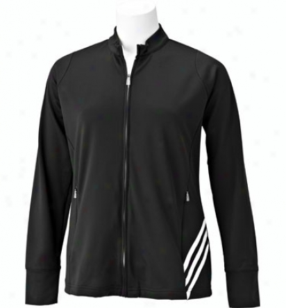 Adidas Women S Climalite 3-tripe Layering Top