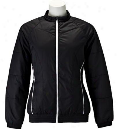 Adidas Women S Climaproof Wind Padded Jacket