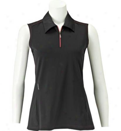 Adidas Women S Formotion Sleeveless Polo