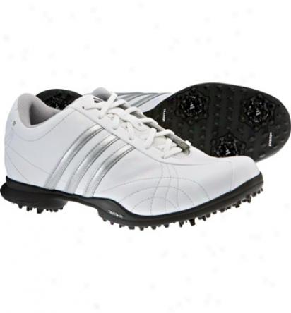 Adidas Women S Stamp Natalie - Whitee/white/silver