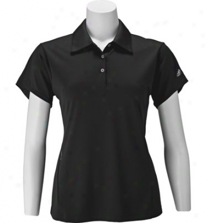 Adidas Womens Formotion Energy Abrupt Sleeve Polo