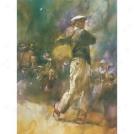 Assorted Ben Hogan Ii 24x30 Canvas Giclee