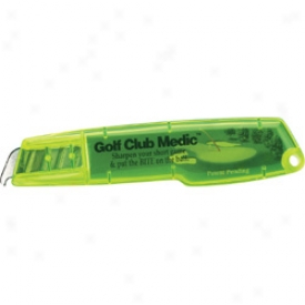 Assorted Club Medic Groove Sharpener And Cleaner