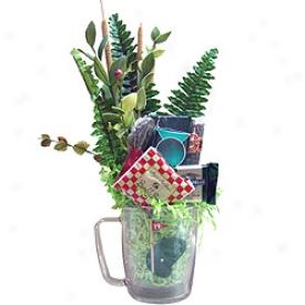 Assorted Feeling Frorhy Gift Basket