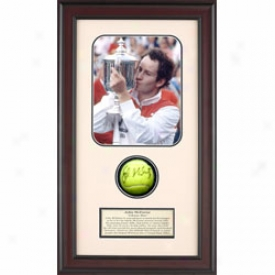 Assorted John Mcenroe uAtograph Shadow Spar