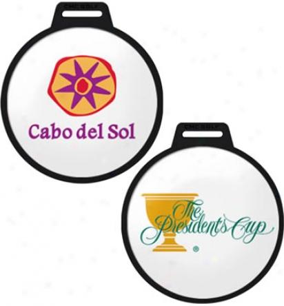 Assorted Logo Bag Tags