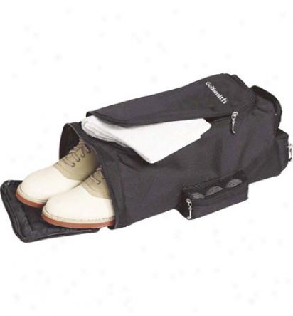 Assorted Logo Golfer S Travel Shoe Bag