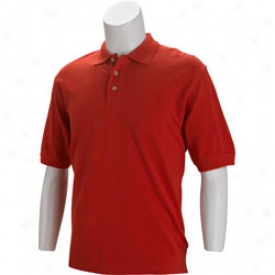 Assorted Logo Mn S Enterprise Pique Polo Shirt