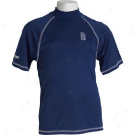 Assorted Pga Tour Junior Boys Classic Mock Neck