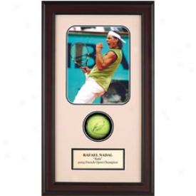 Of various sorts Rafael Nadao Autograph Tennis Darken Box