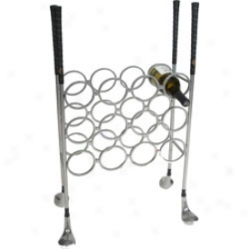 Assorted Wine Rack