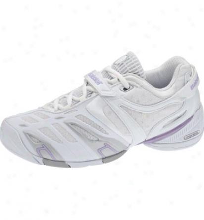 Babolat Propulse Lady 2 Shoe Parma White/purple