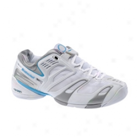 Babolat Propulse Lady White/blue