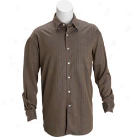Ben Hogan Blocks Long Sleeve Woven Shirt