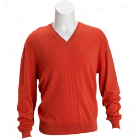 Ben Hogan Merino Wool V-neck Sweater