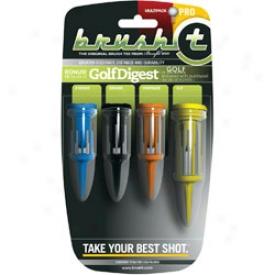 Bonfit Brush-t Multi Length Blister 4 Pack