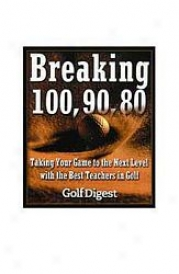 Booklegger Breaking 100, 90, 80
