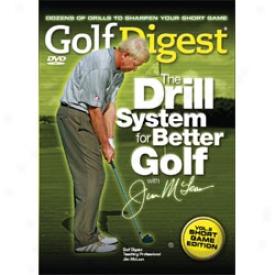 Booklegger Droll System For Better Golf: Short Game Edition