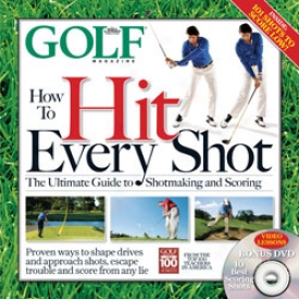 Boklegger Golf: How To Hit Every Shot With Dvd