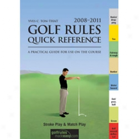 Booklegger Golf Rules Quick Reference Guide To Golf