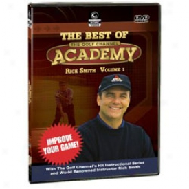 Booklefger Rick Smih: Vol 1-best Of The Golf Channel Academy