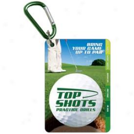 Booklegger Top Shots Practice Drills