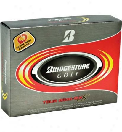 Bridgestone Loho Tour B330 Rxs Balls