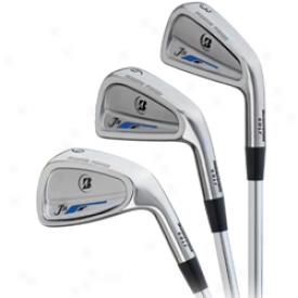Brodgestone Preowned J36 Cavity Back Iron Set 3-pw With Steel Shafts