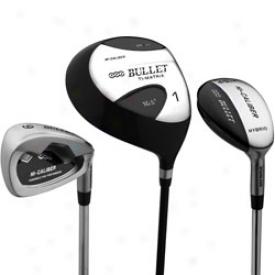 Bullet Golf Bullet Hi-caliber 20 Piece Complete Golf Package
