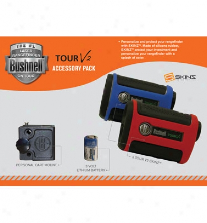 Bushnell Accessory Pack For Tour V2 Rangefinder