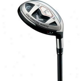 Callaway  08 Ft Draw Hybrid In the opinion of Graphite Shaft