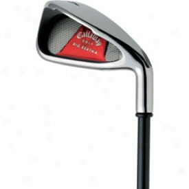 Callaway Big Bertha  08 Individual Iron With Graphite Shaft