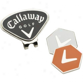 Callaway Golf Magnetic Hwt Clip/ball Markers