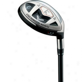 Callaway Lady  08 Ft Neutral Hybrid With Graphite Shaft