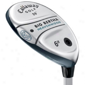 Callaway Lady Big Bertha Heavenwood Hybrid