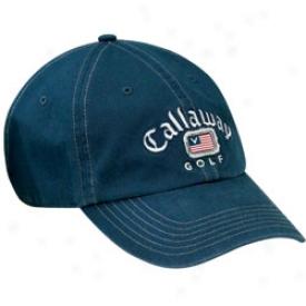 Callaway Logo Freedom Cap