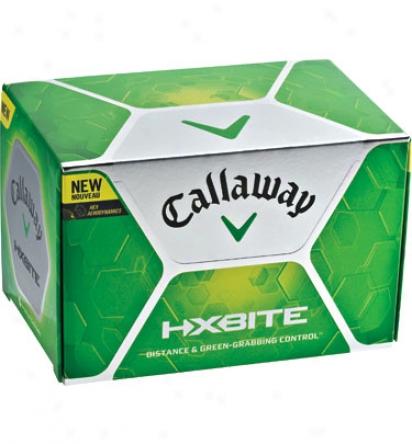 Callaway Logo Hx Bite Balls