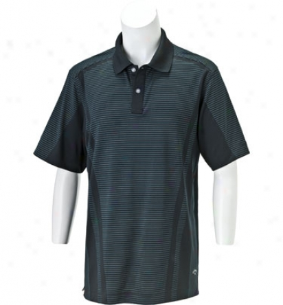 Callaway Men S Body Mapped Jacquard Polo