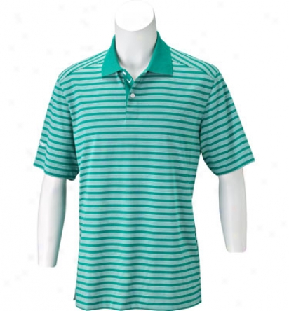 Callaway Men S Short Sleeve Yarn Dyed Stripe Polo