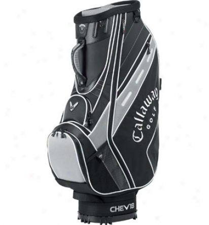 Callaway Personalized Chev 18 Cart Bag