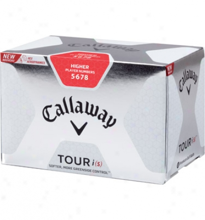 Callaway Personalized Tour Is High Numbers