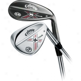 Callaway Tour Authentic X-forged Vintage Wedge