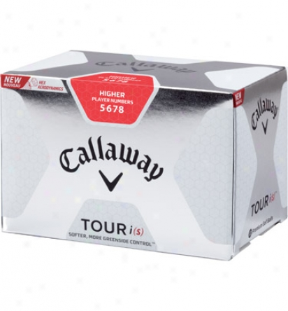Callaway Tour Is High Numbers
